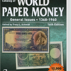 World Paper Money general issues 1368-1960 - vol. 2017
