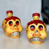 KAH Tequila Reposado Sticla Artizanala El Diablo 700ml