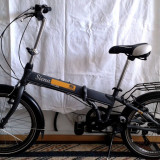 Bicicleta pliabila marca SIENA cadru aluminiu-20', Numar viteze: 6