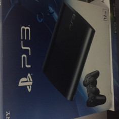 PlayStation 3 Sony super slim 12GB