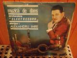 "-Y- MUZICA DE DANS - - DIRIJOR   ALEXANDRU IMRE DISC VINIL 7 """