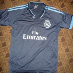 Tricou al Echipei Real Madrid, Jucator nr.7 Ronaldo masura S - Tricou echipa fotbal, Marime: S, Culoare: Albastru