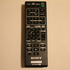 Telecomanda Sony RM-AMU178 - Telecomanda aparatura audio