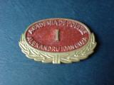 Insemne Academia de Politie Alexandru Ioan Cuza