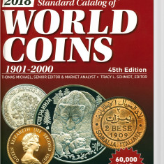 Catalog World Coins 1901-2000 - 2017 editie