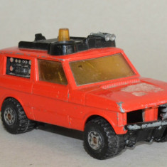 Macheta Matchbox Speed Kings Transporter K- 64 Range Rover (deteriorat) - Macheta auto Matchbox, 1:55