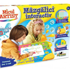 Joc Mazgalici Interactiv