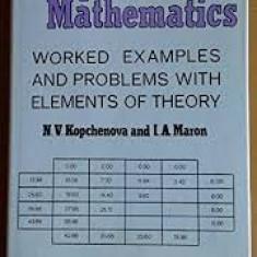 N.v. kopchenova computional mathematics