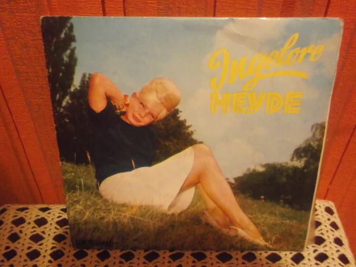 """-Y-  INGELORE HEYDE    DISC VINIL 7 """""""