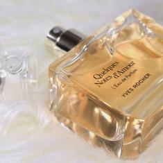 Apa de parfum QUELQUES NOTES D'AMOUR  YVES ROCHER, 50 ml