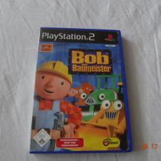 [PS2] Bob the builder - joc original Playstation 2 - Jocuri PS2 Altele