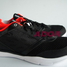 Adidasi Reebok Cardio Workout 35.5, 42.5EU - produs original, factura, garantie - Adidasi barbati Reebok, Culoare: Negru