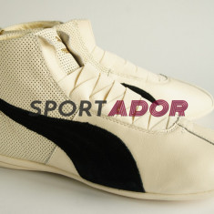 Adidas Puma Eskiva 41EU -piele naturala - produs original, factura si garantie - Adidasi barbati Puma, Culoare: Alb