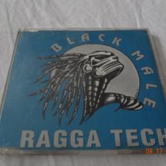 Black Male - Ragga Tech - cd maxisingle - Muzica House Altele