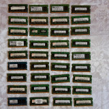 Memorii ram 512mb-DDR2-36 bucati