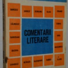 Al. Andrei - Comentarii literare - Teste Bacalaureat