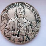 Medalie Grenztruppen der DDR, Europa