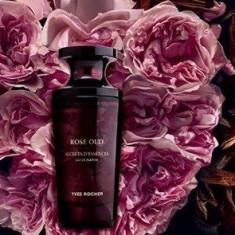 Apă de parfum ROSE OUD Yves Rocher - Parfum femeie Yves Rocher, 50 ml