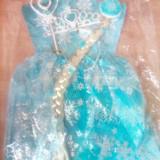 Costum Elsa Frozen Fustita 2-4 ani - Costum petrecere copii