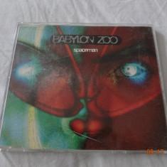 Babylon Zoo - Spaceman - cd maxisingle - Muzica House Altele