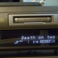 MiniDisc Technics SJ-MD100 cu telecomanda, stare foarte buna - CD player