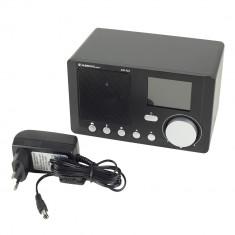 Aproape nou: Radio digital Albrecht DR 422 prin Internet WLAN DLNA Cod 27422 - Aparat radio