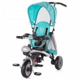 Tricicleta Maverick Blue - Tricicleta copii Chipolino