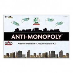 Joc de societate - Anti Monopoly - Joc board game
