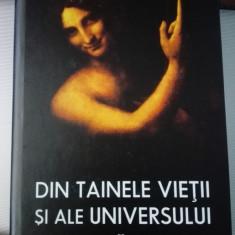 Scarlat Demetrescu Din tainele vietii si ale universului ed a 3-a completa - Carte ezoterism