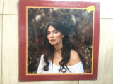 Emmylou harris roses in the snow disc vinyl lp muzica country folk rock USA 1980, VINIL, warner