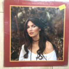 Emmylou harris roses in the snow disc vinyl lp Muzica Country warner folk rock USA 1980, VINIL