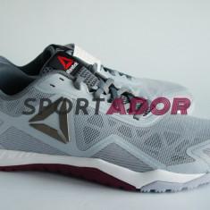 Adidasi Reebok Ros Workout TR 2.0 -42.5EU- produs original, factura si garantie - Adidasi barbati Reebok, Culoare: Gri