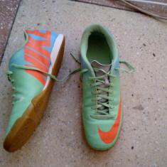 Adidasi Nike Mercurial - Ghete fotbal Nike, Marime: 45, Culoare: Verde