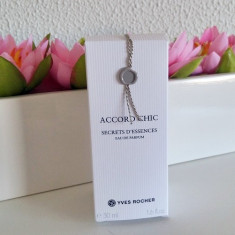 Apă de parfum Accord Chic Yves Rocher - Parfum femeie Yves Rocher, 50 ml