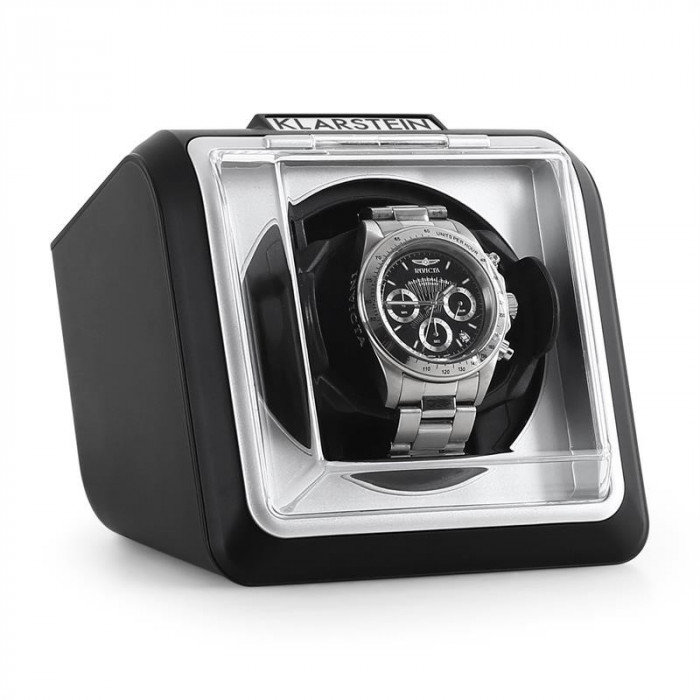 Klarstein 8PT1S Bobină 1 ceas negru foto mare