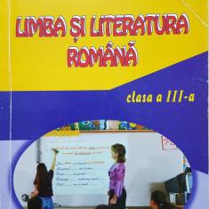 LIMBA SI LITERATURA ROMANA CLASA A III-A - Vasile Avirvarei
