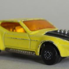 Macheta Matchbox Superfast nr. 44 Boss Mustang - Macheta auto Siku, 1:64