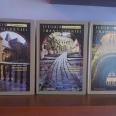 Ioan-Aurel Pop, Thomas Nagler, Magyari Andras - Istoria Transilvaniei (3 volume) - Istorie
