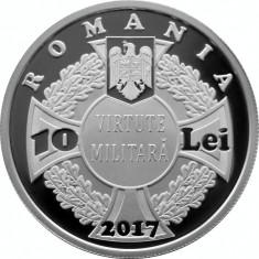 100 de ani - Ecaterina Teodoroiu prima femeie ofiţer combatant din Armata Română - Moneda Romania
