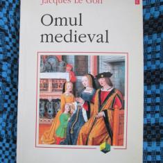 OMUL MEDIEVAL - JACQUES LE GOFF (1999, CA NOUA!) - ALTE 10 TITLURI DISPONIBILE! - Istorie, Polirom
