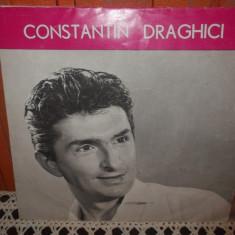 "-Y-  CONSTANTIN DRAGHICI   DISC VINIL 7 """