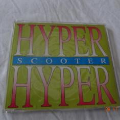 Scooter - Hyper Hyper - cd maxisingle - Muzica House Altele