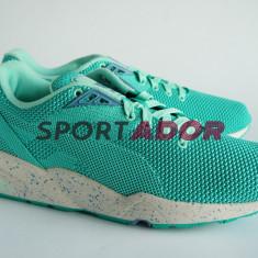 Adidasi Puma R698 Knit Mesh V2 -38EU- produs original, factura si garantie - Adidasi barbati Puma, Culoare: Verde