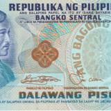 Filipine 2 Piso 1978 UNC - bancnota asia