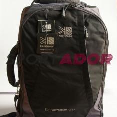 Troler/geanta pe roti Karrimor Transit 40L-53x37x20 cm, factura si garantie