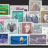 Lot timbre Austria, Nestampilat