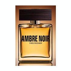 Apă de toaletă AMBRE Noir  Yves Rocher, Apa de parfum, 50 ml