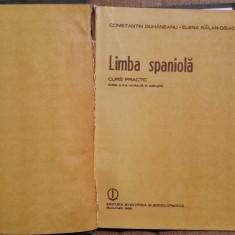 LIMBA SPANIOLA CURS PRACTIC-CONSTANTIN DUHANEANU - Curs Limba Spaniola