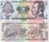 Honduras 5 Lempiras 01.03.2012 UNC