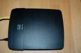 ROUTER WIRELESS N 300Mbps LINKSYS E1200 CISCO, 4, 1